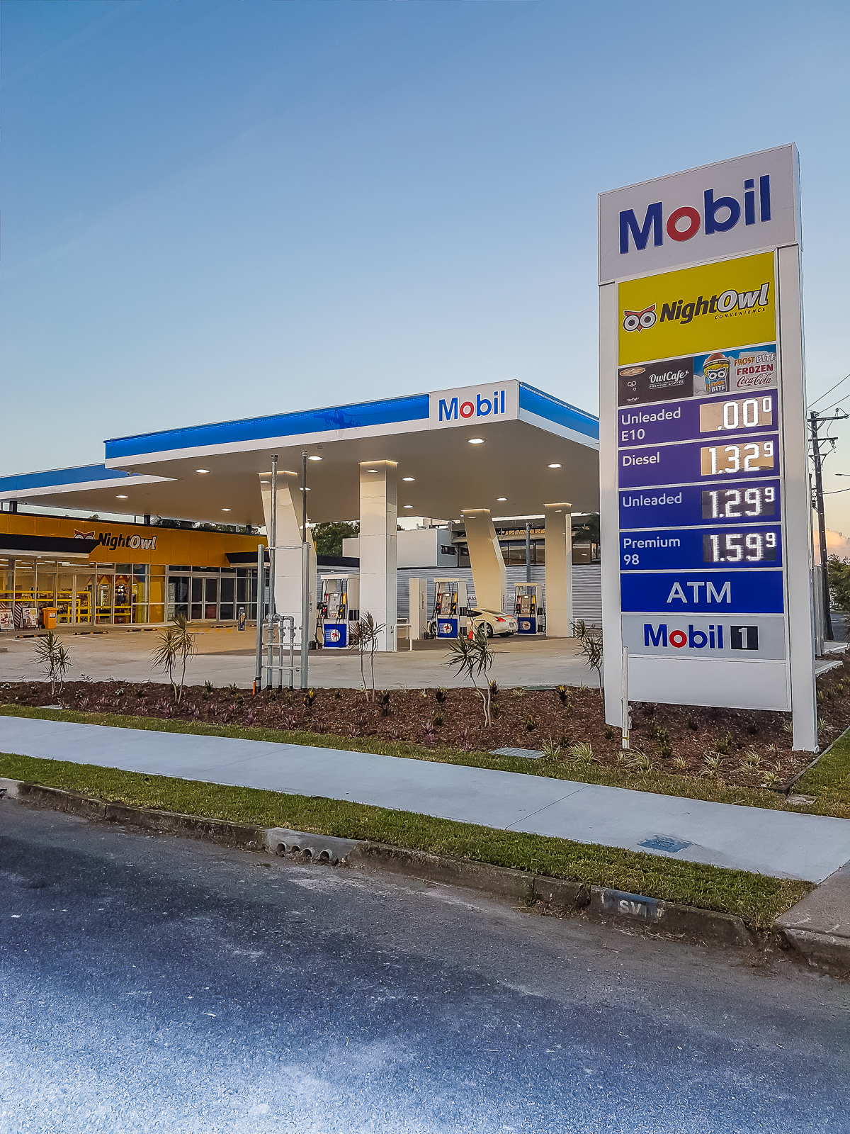 Mobil Mulgrave Road Cairns