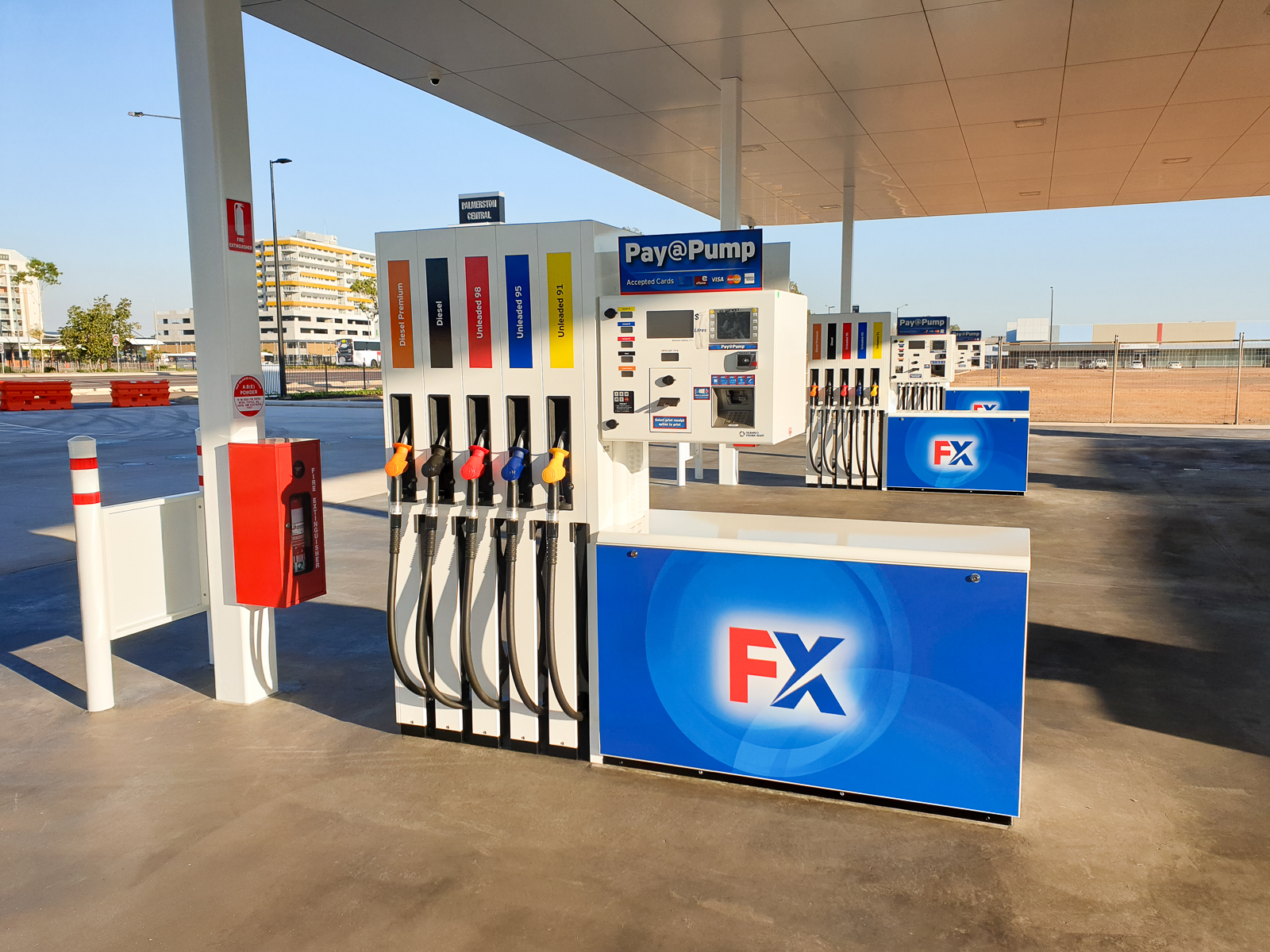 Fuel XPress Palmerston