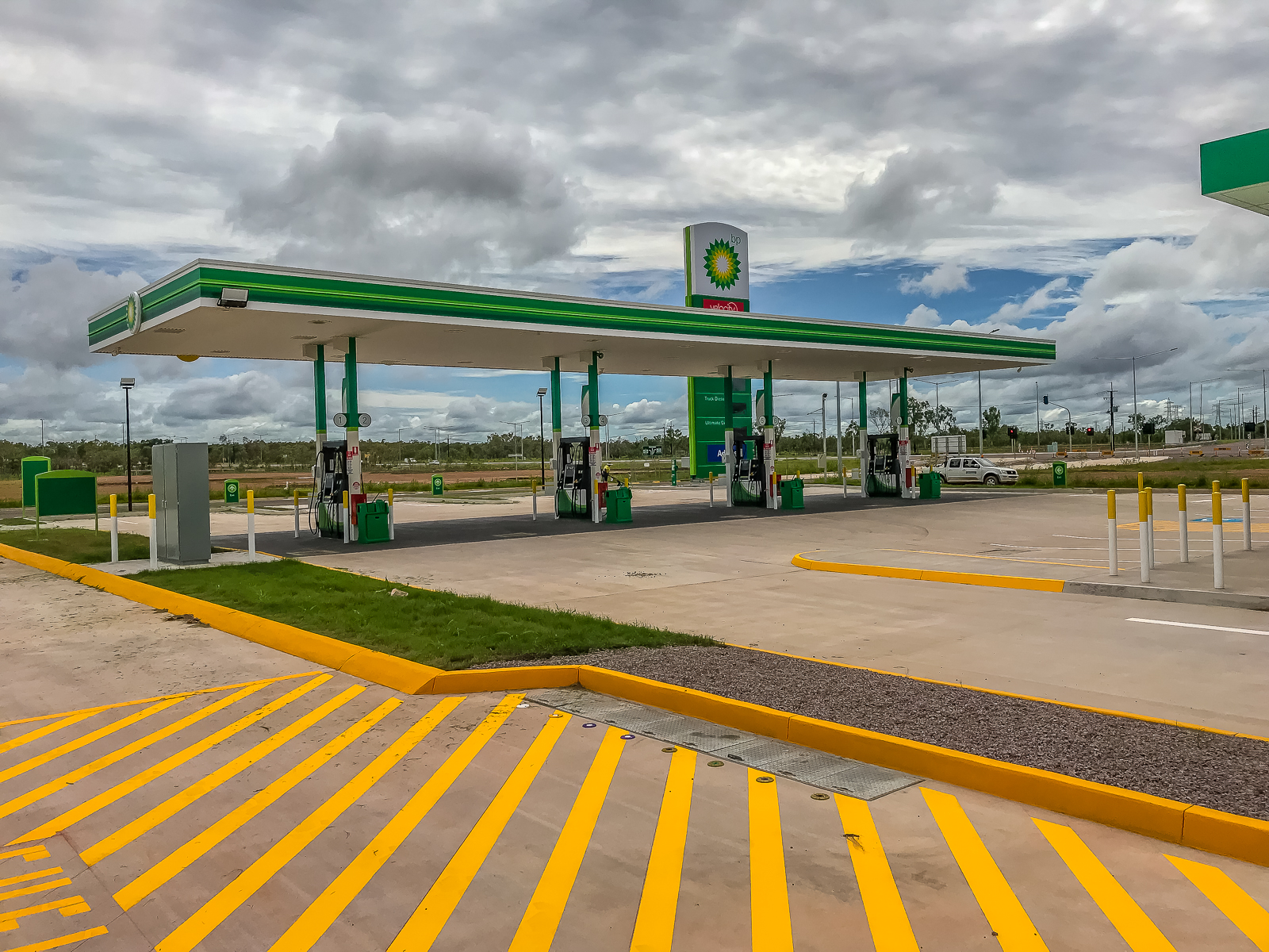 BP Darwin Truckstop