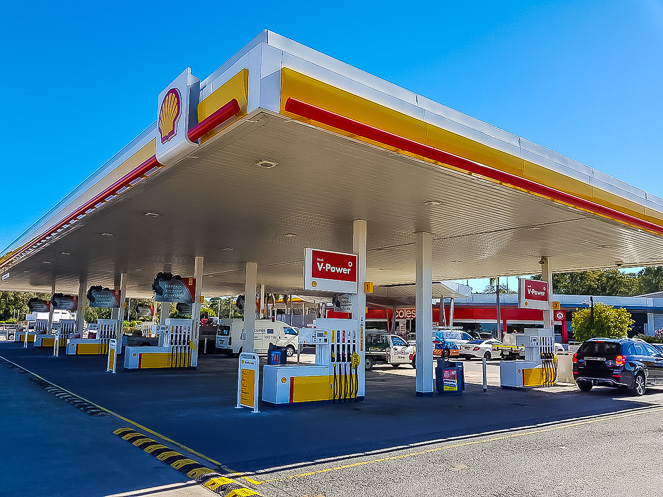 Shell-Nudgee